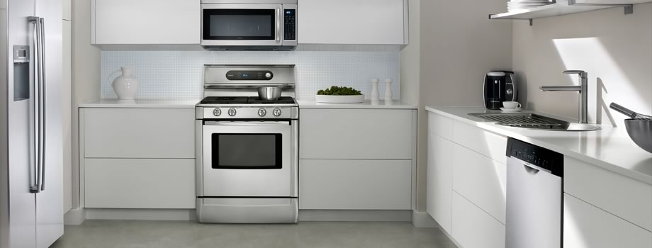 Kitchen Appliances Serviced
